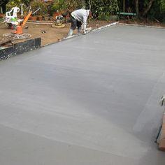 Slab down prior to the rain for our North Shore extension project. www.buildingworksaust.com.au #sydneybuilder #slab #extension #homerenovations @buildingworksau #newsbuildingworksaust