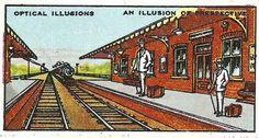Train Station- estación de tren