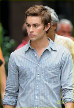 chace crawford as max