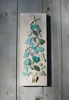 Cheap And Easy DIY Coastal Christmas Decorations Ideas (26)