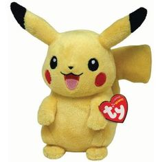 Gotta catch 'em all! There are six different ones to collect: Pikachu, Tepig, Oshawott, Snivy, Pansage and Axew.