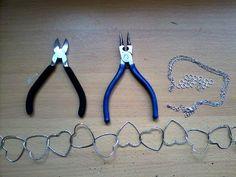 Bel et Bien: DIY Heart Necklace