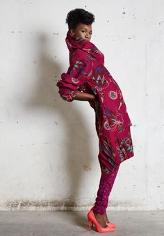 Funky Grooves Collection by Vlisco