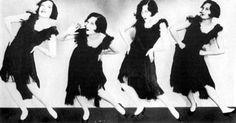 Joan Crawford doing the Black Bottom Stomp