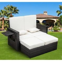 Found it at Wayfair.co.uk - Garden 2 Seater Daybed