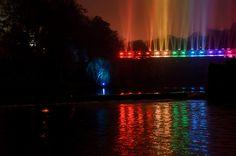 Rainbow bridge - Lumiere Durham