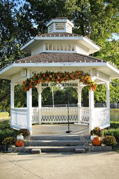 49 new ideas pergola wedding decorations fall