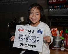 Pao Town  in Coral Gables, Florida, offered a special gift bag to any customer who did the Gangnam Style dance on their Small Business Saturday welcome mat. #ShopSmall