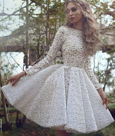 Elegant Prom Dresses, Unique Long Sleeves Full Lace Evening Gowns Short Homecoming Dress Shop for La Femme prom dresses. Elegant long designer gowns, sexy cocktail dresses, short semi-formal dresses, and party dresses. Long Sleeve Homecoming Dresses, Lace Homecoming Dresses, Dresses Short, Hoco Dresses, Bridesmaid Dresses, Wedding Dresses, Quinceanera Dresses, Ivory Dresses, Short Dresses With Sleeves