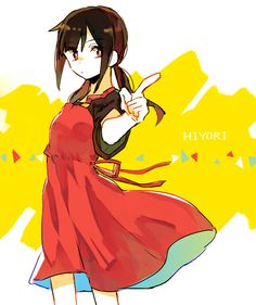 Hiyori Asahina | Kagerou Project / Mekaku City Actors.