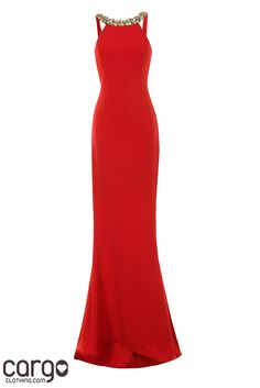 Pia Michi 1220 Couture Gown Red, PIA MICHI DESIGNER GOWNS, Prom dresses, Prom Dress, Evening wear - £295