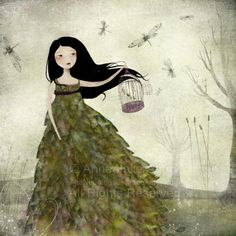 - Illustrations by Anne Julie  <3 <3
