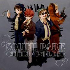 Resultado de imagen para south park anime