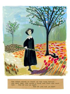 From the New York Times, The Impossibility of February by Maira Kalman, February 6, 2007