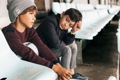 ZARA - #zaraeditorials - AUTUMN | BOYS