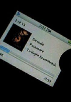 Twilight Soundtrack, Twilight Saga, Arte Emo, Requiem For A Dream, Alice Cullen, Sick, Teenage Dirtbag, Verbatim, After Life