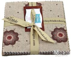 Prairie Rose Charm Pack from Missouri Star Quilt Co