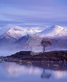 Top 10 spots for landscapes: 3. Rannoch Moor, Scotland