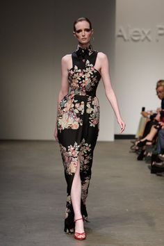 Alex Perry gorgeous floral