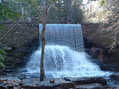 Hike more! Hickory Run State Park is an acre park in the western foot hills of the Pocono Mountains. Wonderful Places, Beautiful Places, Lake Harmony, Hiking Spots, Hiking Trails, Pocono Mountains, Pond Waterfall, Historical Sites, Nature Photos