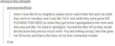 """""""the story of my first contracted murder"""" -- (actually this is just really funny, but I didn't know which board I could add this to without sounding like an a-hole/psychopath) -- click through for more murderous funnies"""