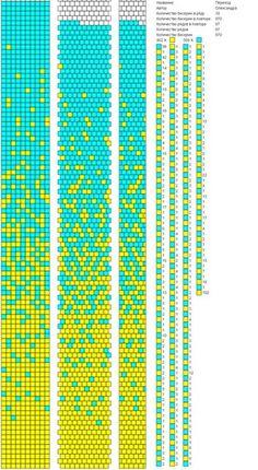 Жгуты из бисера схемы's photos   3,251 photos   VK