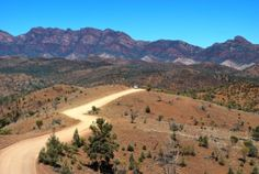 Flinders Ranges South Australia, would love to go one day and see where my grandfather grew up. Tasmania, Great Places, Places To See, Australian Photography, Adelaide South Australia, Brisbane Queensland, Land Of Oz, Australia Travel, Visit Australia