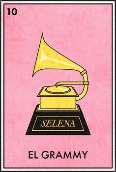 Selena Loteria