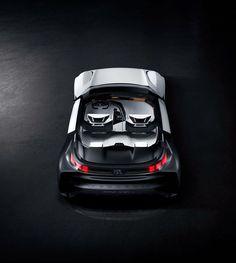 Peugeot Fractal EV