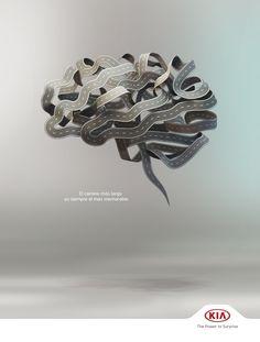 Brain. El camino más largo es siempre el más memorable.