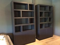 Study Room Decor, New Living Room, Mudroom, Interior Inspiration, Tall Cabinet Storage, Bookcase, New Homes, Shelves, House