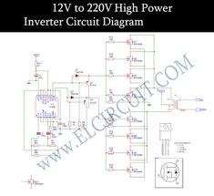 250 to 5000 watts pwm dcac 220v power inverter electronics 12v to 220v inverter circuit dc to ac voltage inverter using the circuit tl494 ic and cheapraybanclubmaster Images