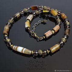 Boho Jewelry, Jewelry Crafts, Jewelry Art, Beaded Jewelry, Handmade Jewelry, Beaded Necklace, Beaded Bracelets, Man Jewelry, Necklaces