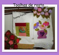 Simplesmente toalhas com flores pra encantar o seu dia... | Flickr