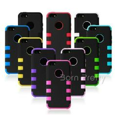 Colorful iphone 5C cases
