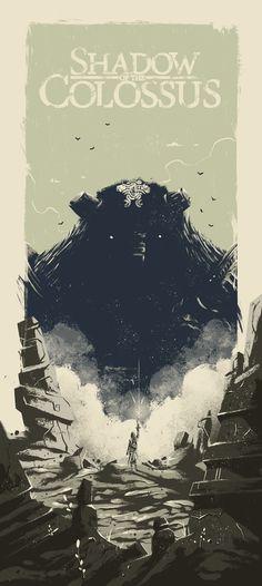 Marie Bergeron — Shadow of Colossus v.2