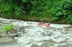 Whitewater rafting fun in Costa Rica! #costarica   monteverdetours.com