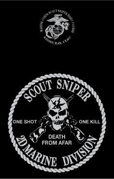 Marine Corps Scout Sniper School, Camp Lejeune, NC