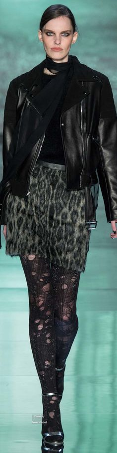 Nicole Miller Collections Fall Winter 2015-16 collection