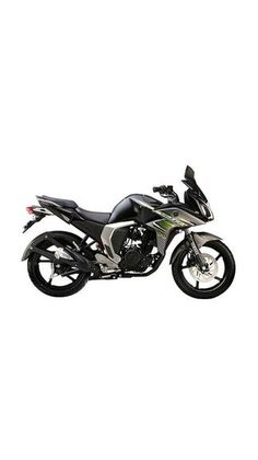 Yamaha Fazer-FI Ravine Black (Ex-Showroom Price)