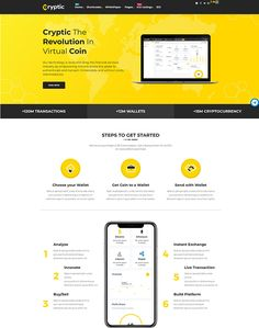 Cryptic - Cryptocurrency WordPress Theme - ModelTheme Assistant Manager, Chief Financial Officer, Copywriting, Web Development, Blockchain, Cryptocurrency, Wordpress Theme, Technology, Tech