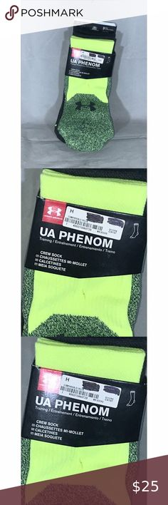 """Under Armour Phenom Mens Sz 8-12 You are viewing a Under Armour Phenom Mens Sz 8-12 ; Please view all pics and ask any questions you may have prior to making a bid, offer, or purchase. The item in the pictures is the EXACT item you will receive if placing an order. Please do not hesitate to ask any questions or make offers !! I will accept almost all REASONABLE offers !! Thanks so much for your time and your interest!! Thanks for shipping with us at : """"THE SEACRET CELLAR"""" Consignment Shop…"""