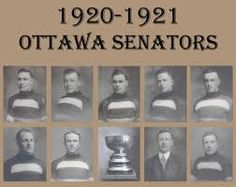 NHL History:  1921 - The Ottawa Senators beat the Vancouver Millionaires in the 1921 Stanley Cup Finals. The Senators became the first NHL team to win back-to-back Stanley Cup titles.    keepinitrealsports.tumblr.com    keepinitrealsports.wordpress.com