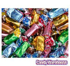 Just found Metallic Foiled Toffee Rolls Assortment: 5LB Bag @CandyWarehouse, Thanks for the #CandyAssist!