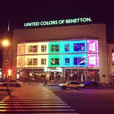 #benetton #store @EvgenyYurtaev