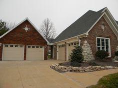 2nd garage addition option home renovation pinterest house breezeway and garage apartments - Garage Addition