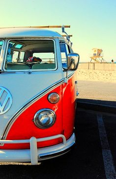 vw bus - I don't want to drive a minivan. Alas, I have three kids who are outgrowing the SUV. Maybe this is the answer!