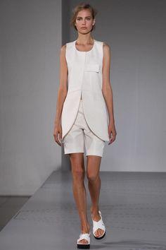 Jil Sander #MFW #Fashion #RTW #SS14 http://nwf.sh/1bxFJtb