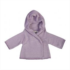 Girls True Knit Hooded Shawl Cardigan (Toffee Moon)