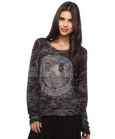 Happy Face Top | FOREVER21 - 2011408708